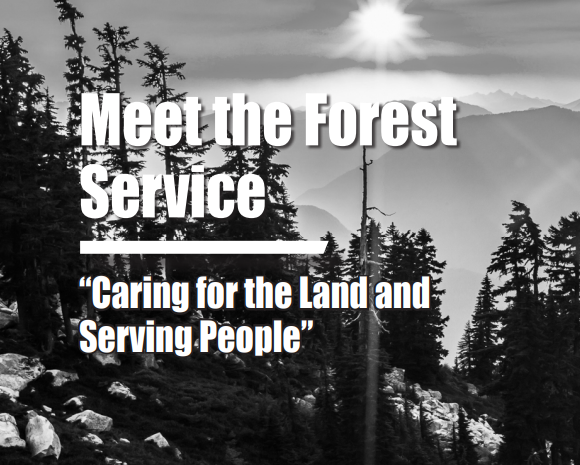 Meet the Forest Service Fact-sheet Thumbnail