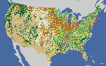 NLCD Land Cover (CONUS) All Years