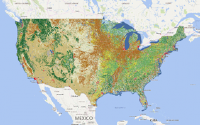 United States Land Cover Thumbnail