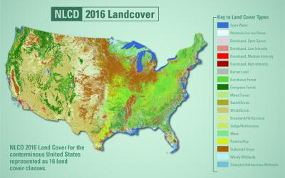 NLCD Land Cover Image